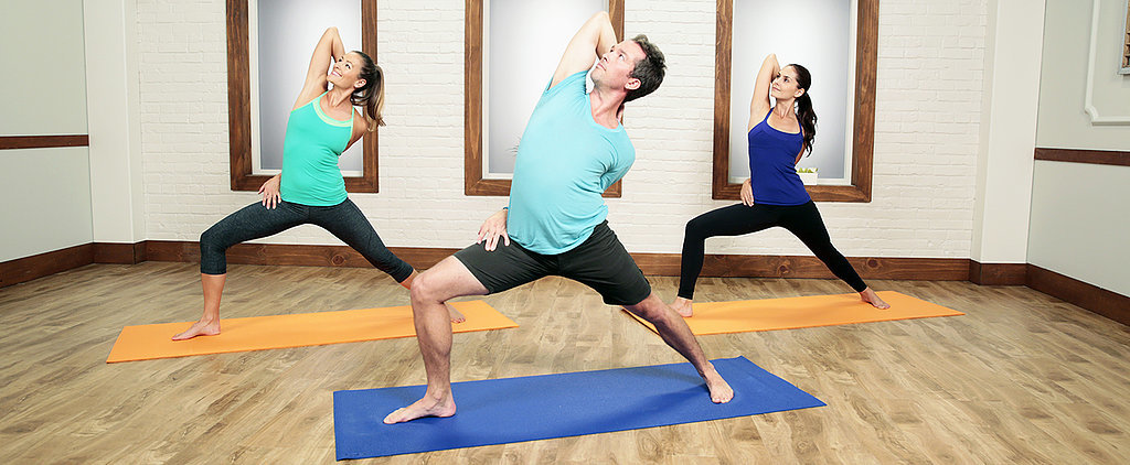 Beat the Belly Bloat With 10 Minutes of Yoga