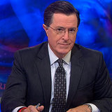 Stephen Colbert on Orlando Bloom and Justin Bieber's Fight