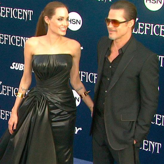 Angelina Reveals Brad's Most Romantic Gesture Yet