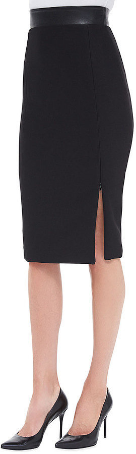 Nha Khanh Pencil Skirt