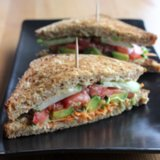 Veggie Sandwich Recipe