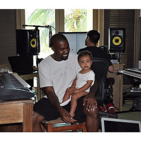 Photos of North West