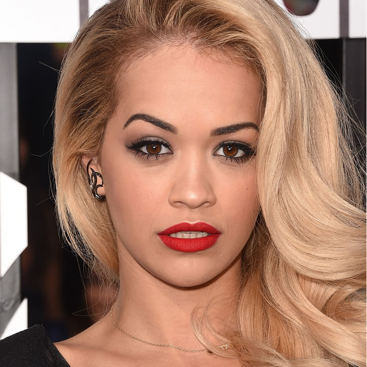 Follow Rita Ora's Beauty Lead Glamour Beauty Look