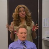 Laverne Cox on Conan O'Brien