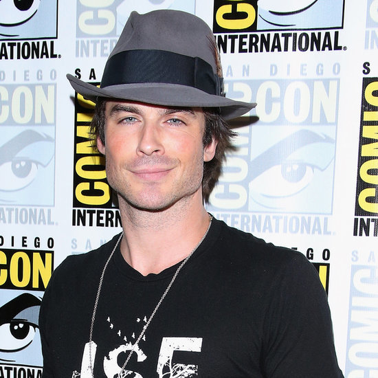 You'll Never Guess What Ian Somerhalder Just Bought