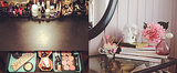 17 Real Girls Show Off Their Chic, Organized Beauty Vanities