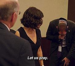 Every month, you pray that your period doesn't show up.