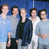 Let's Just Go Backstage at This 1999 *NSYNC Concert