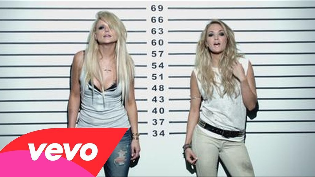 """Somethin' Bad,"" Miranda Lambert featuring Carrie Underwood"