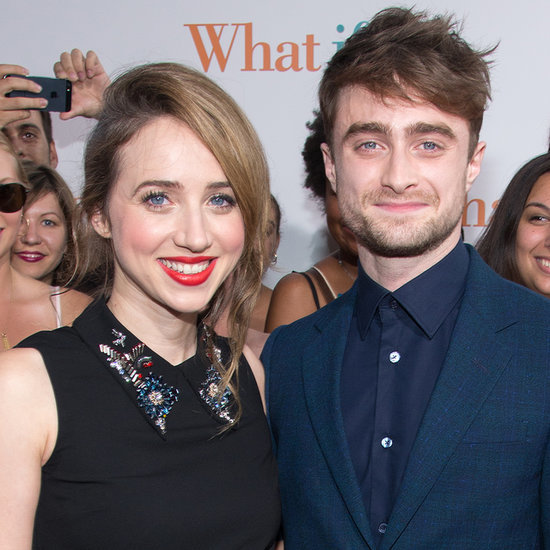 "Daniel Radcliffe and Zoe Kazan Answer: ""Can Men and Women Ever Be Just Friends?"""