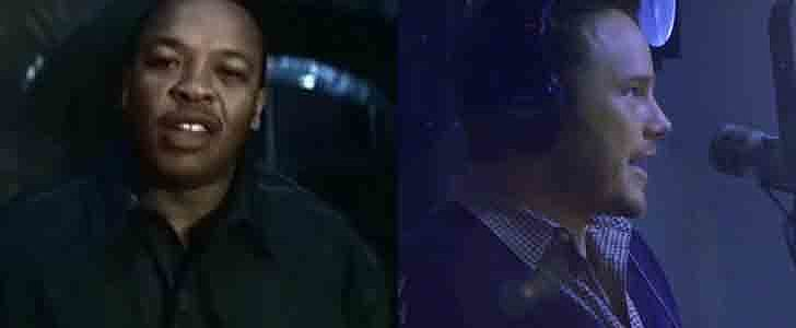 """Someone Synched Up Chris Pratt's Rap With """"Forgot About Dre"""""""