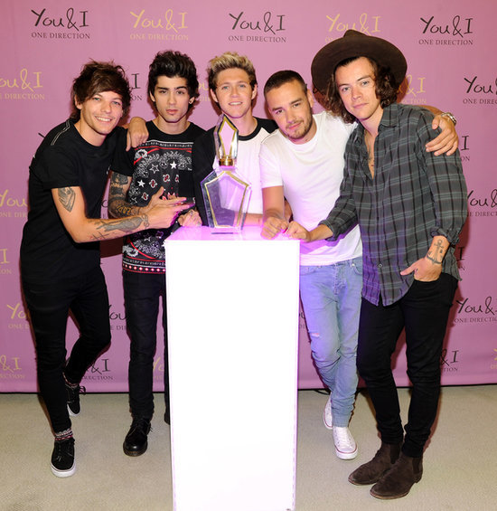 One Direction New Perfume You and I