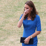 Prince William And Kate Middleton Crying At Tower of London