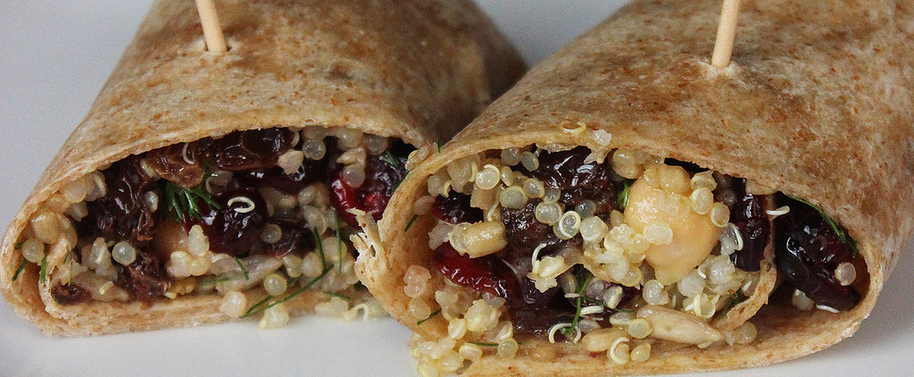The Perfect Protein-Packed Vegan Lunch