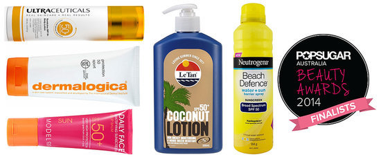 POPSUGAR Australia Beauty Awards 2014: Vote For the Best Sunscreen