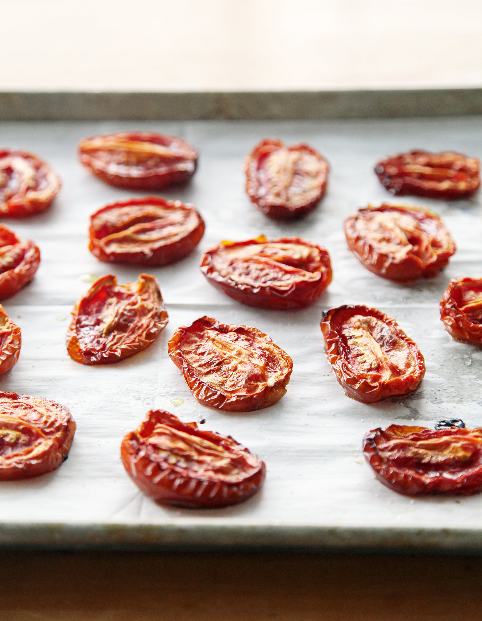 Slow-Roasted Tomatoes Recipe | POPSUGAR Food