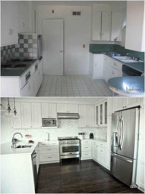 ikea kitchen remodel in san francisco bay area popsugar home