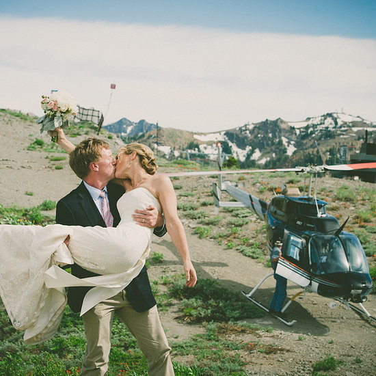 Rustic Northern California Wedding