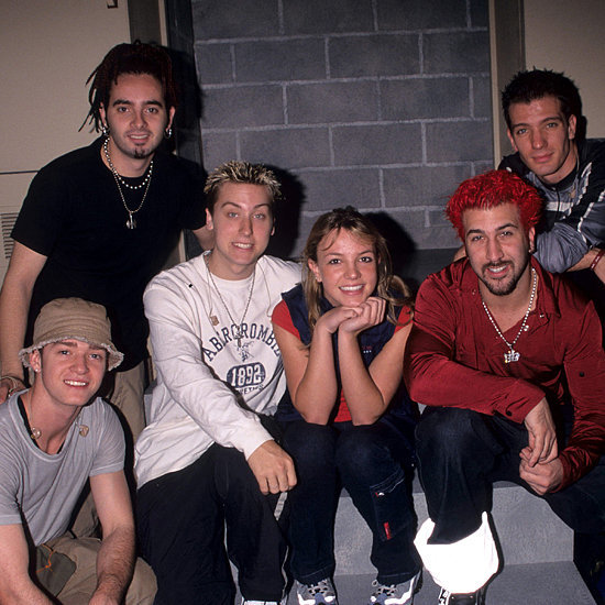Let's All Relive Britney and *NSYNC's 1999 VMAs Performance