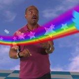 Tweeting Rainbow Video