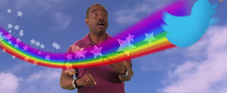 LeVar Burton's Adorable Guide to Twitter For Tiny Humans