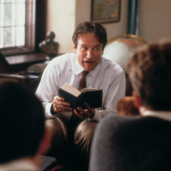 Robin Williams' Best Movie Quotes Aladdin Dead Poets Society