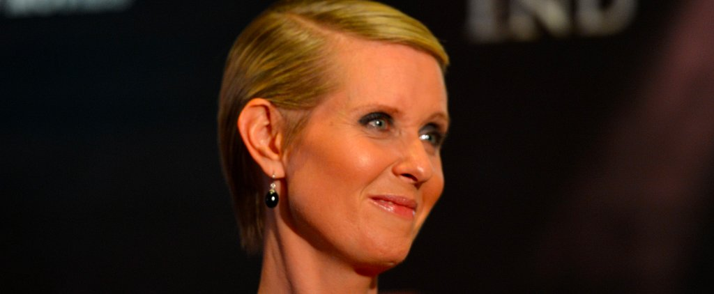 Cynthia Nixon Wants You to Get the HPV Vaccination