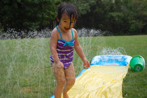 Get Silly on the Slip 'N Slide