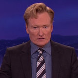 Video Conan O'Brien Finding Out About Robin Williams' Death