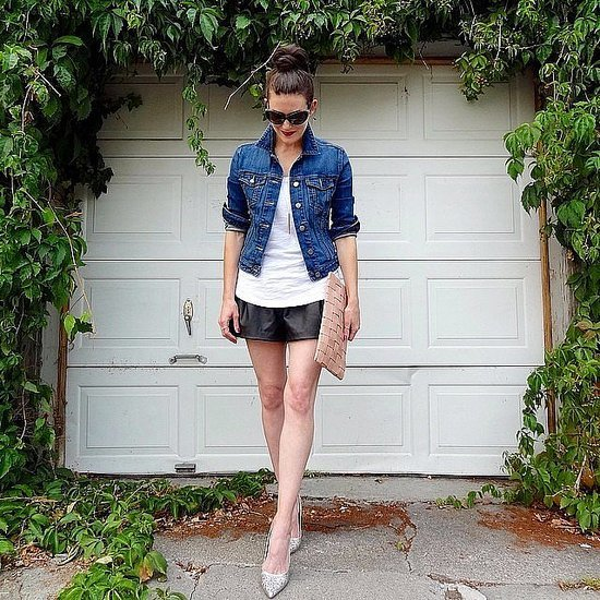 10 Ways Real Girls Are Styling Denim Jackets This Summer