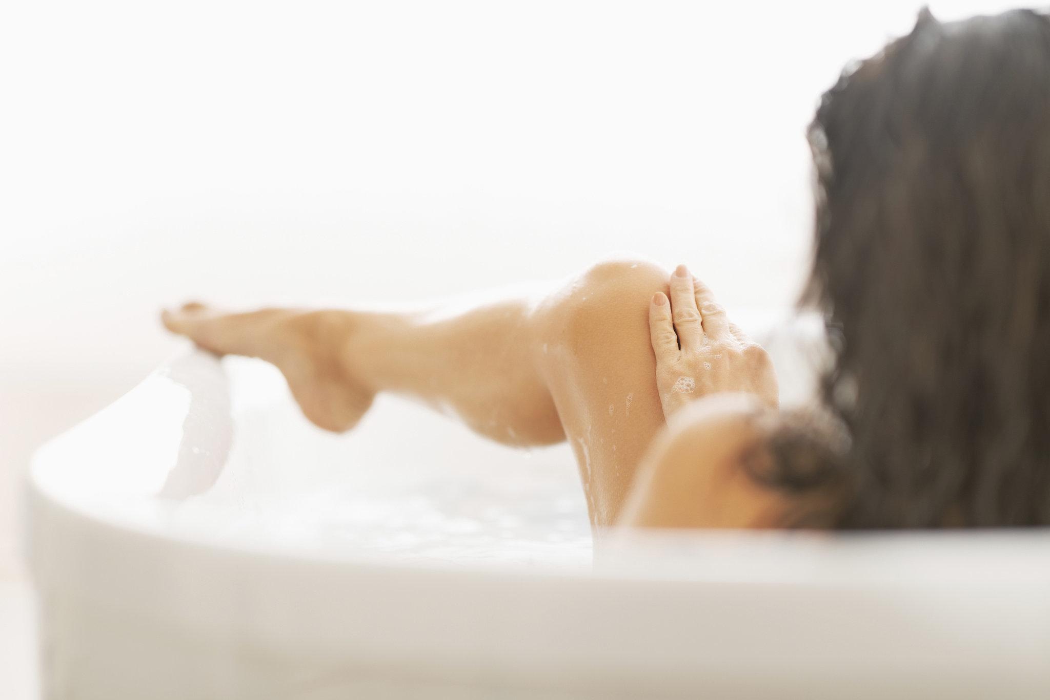 In the Bathtub
