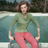 Relive Lauren Bacall's Most Stylish Moments