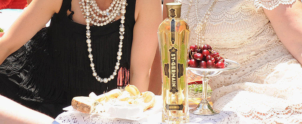 End Your Summer Like a Flapper With This Jazz-Era St. Germain Cocktail