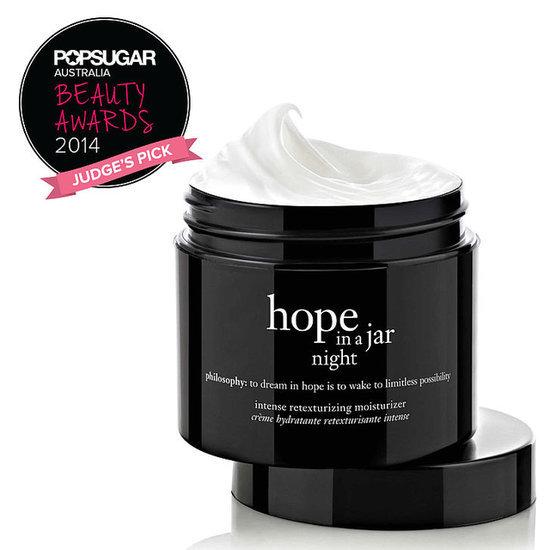 Best Moisturiser in POPSUGAR Australia Beauty Awards 2014