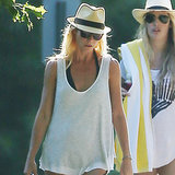 Gwyneth Paltrow in Hamptons After Dating Rumors