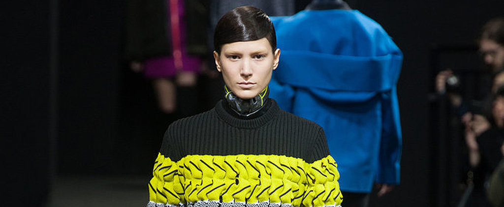 We Can't Wait For the Next Iteration of Alexander Wang's Edgy-Cool Chick