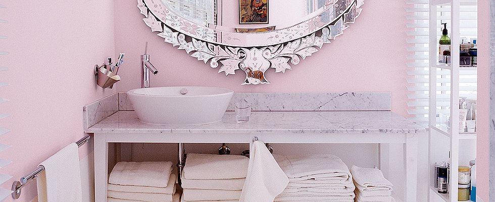 15 Ways to Stop Hating Your Small Bathroom