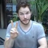 Chris Pratt Takes the Ice Bucket Challenge | Video