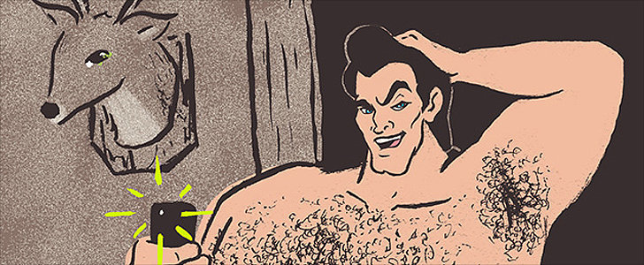 NSFW: Disney Princes Go Full-Frontal