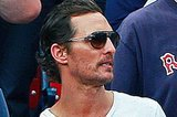 Here's Matthew McConaughey Wearing A Fanny Pack