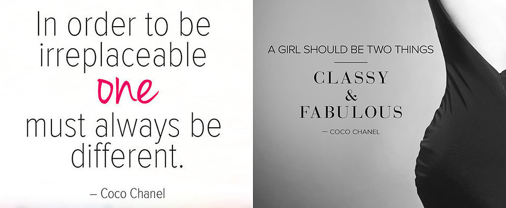 Joyeux Anniversaire, Coco Chanel: Celebrate Her Birthday in Quotes!