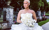 See Pics of Amber Rose and Wiz Khalifa's Wedding (and Her Pnina Tornai Wedding Dress!)