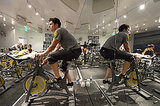 Spin Class Invasion: Here Come the BroCyclers