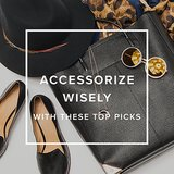 Accessorize Wisely