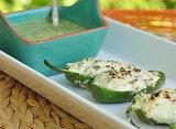 Grilled & Stuffed Jalapeños