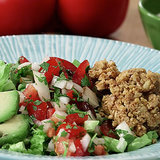 Zesty Meatless Taco Salad