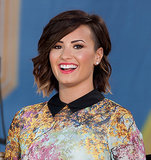Demi Lovato's Hair Color Evolution