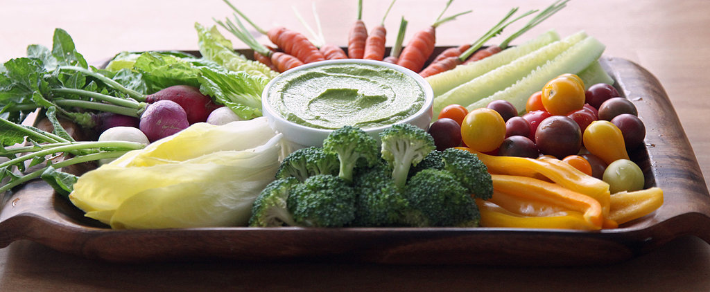 Green Goddess Dressing Doubles as a Delightful Dip