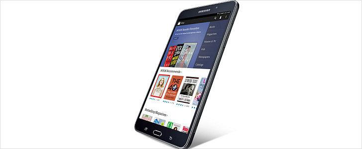 The New Nook Looks a Lot Like a Samsung Galaxy Tab