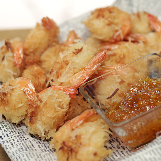 Our Take on Bubba Gump's Dumb Luck Coconut Shrimp